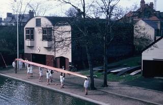 Selwyn Boathouse 1963