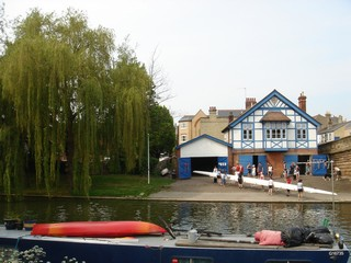 Christ's Boathouse